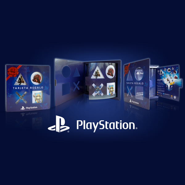 Sony Play Station Gifting Folder